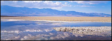 Badwater Flats...ancieny Lake